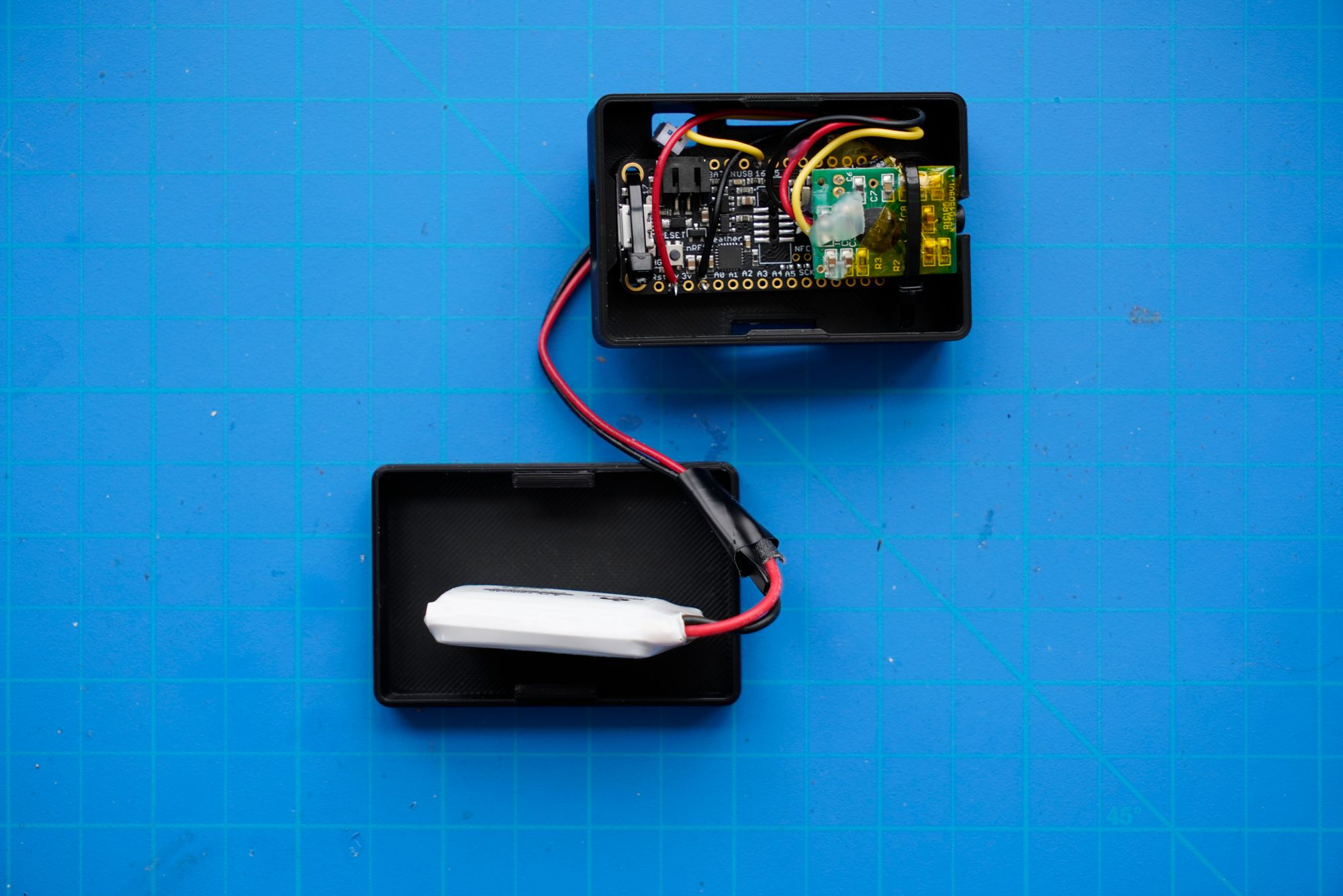 Building a Wireless Heart-Rate sensor